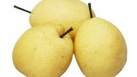 五块一个的梨