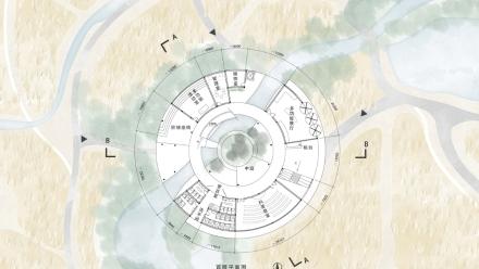 《竹涧》作者:17风景园林1班 刘康、张祝琴